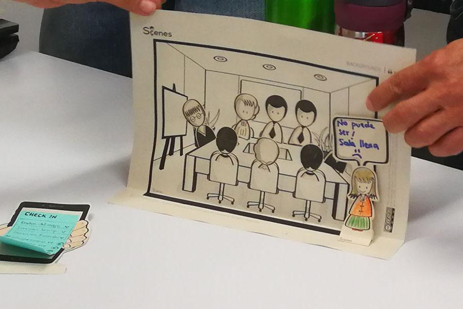 Prototipos en papel