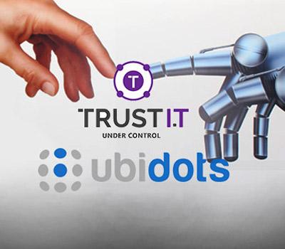 Trust I.T y Ubidots